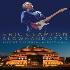 Slowhand At 70: Live At The Royal Albert - Clapton, Eric - Rock & Pop Music Dvd