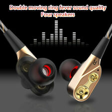 HIFI In-Ear Super Bass Stereo Earphone Earbuds Gaming Headphone Headset w/ Mic Z