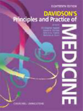 Davidsons Principles and Practice of Medicine, , Used; Good Book