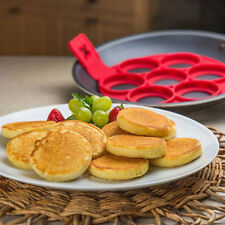 Cooking Tool Egg Ring Maker Egg Silicone Mold Pancake Kitchen Baking Accessories