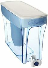 ZeroWater, 23 Cup Pitcher with Free Water Quality Meter, BPA-Free, NSF Certified