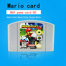 Most Popular Nintendo N64 Game Card Classic N64 Game Card US Edition Mario Game