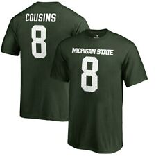 Fanatics Branded Kirk Cousins Michigan State Spartans Youth Green College