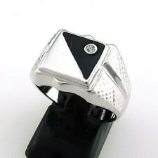 Charming  CZ18KT White gold Plated ring 076Jz