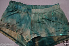 "Nwt Bal togs Adult sizes""Gold Dust Collection""Tie Dyed Shorts w/Metallic Specks-"