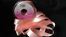 Double Faced Satin Ribbon Berisfords Pink Colour 2