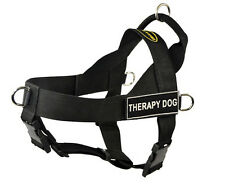 No Pull THERAPY DOG Harness Medium Large XL Dogs