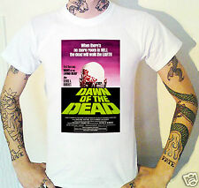 DAWN OF THE DEAD Horror Film T-Shirt (9 Sizes) Zombie