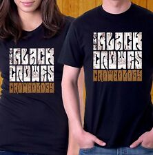 NEW T-SHIRT THE BLACK CROWES CROWEOLOGY TEE ROCK & ROLL