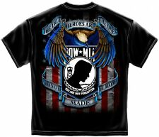 POW MIA Shirt All gave some Some gave all True Hero T-Shirt MM116