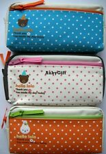 Lovely Bunny / Bear Beauty Cosmetic / MakeUp Bag / Pencil Pen Case / Pouch