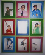 """2 x IKEA NYTTJA PICTURE FRAMES 4""""x6"""" CHOOSE Your Colour"""