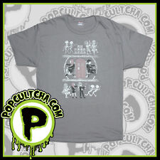 J!nx - Doctor Who - The Silence Grey Male T-Shirt