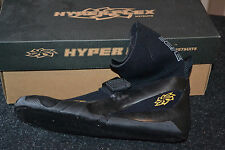 HYPERFLEX CYCLONE 3/2 ROUND TOE SURF BOOTIES *NIB*