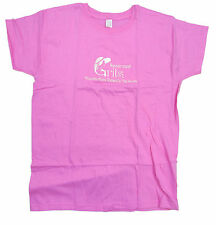 LADIES SEASONED GRITS GRANDMOTHER RAISED IN THE SOUTH HOT PINK T-SHIRT NEW