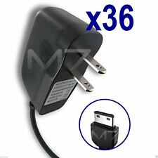 WHOLESALE LOT of 36 HOME TRAVEL CHARGER for SAMSUNG PHONES WALL ADAPTER AC M300