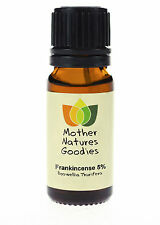 5% FRANKINCENSE ESSENTIAL OIL Blend Multi-Size FREE UK P&P Natural Aromatherapy