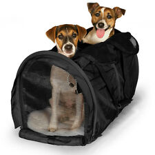 SturdiBag Large Divided Pet Carrier 2 Pet Carrier in 1 Tote Crate Cat Dog NEW