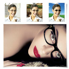 Tom Retro Ford Style Cool Geek Transition Photochromic Lens Reading Glasses All