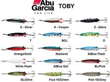 ABU GARCIA TOBY - Fishing Lures - All Colours & Sizes