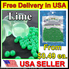 Water Marbles Lime Crystal Soil Gel Balls Plants Decoration Wedding Centerpieces
