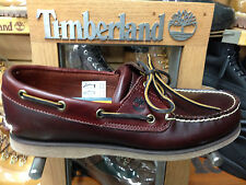 Timberland Classic Boat Shoes 25077 Brown Mens 7-12