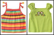 NWT, Jungle Gem Gymboree Tank Tops, Size 12-18 Months