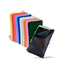 Zipper PU Leather Soft Pouch Case Pocket For Nokia C2-06 C2-03 C2-02 X1-01 X1-00