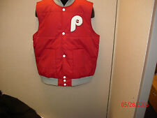 Philadelphia Phillies Free Agent Vest (Tailored Fit)