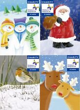 NEW 2012 'CHILDREN'S HOSPICE' CHARITY CHRISTMAS CARDS SMALL PACK OF 8 XMAS CARD