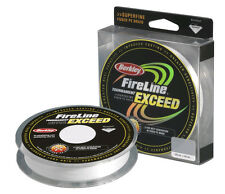Berkley Fireline Tournament Exceed - CRYSTAL 125yds / 110m - All Sizes