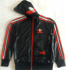Brand New Adidas Chile 62 Full Zip Trefoil Unisex Track Top Size XS --  W37957