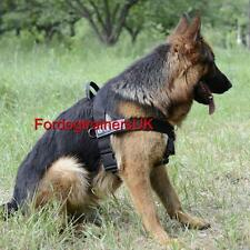 German Shepherd harness for sale, best control large dog harness made of nylon