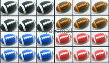 Japanese Iwako Eraser Footall 4 Different Color Sets 6 Pieces One Set