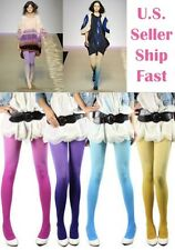 Lady Sexy Gradient Change Color Watercolor Stockings Leggings