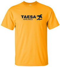 TAESA Retro Logo Mexican Airline T-Shirt