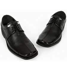 New Mens Limited Casual Oxford Dress Shoes Black Novamall