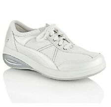 Joy Mangano Performance Platforms™ GetFit™ Sneakers by Grasshoppers