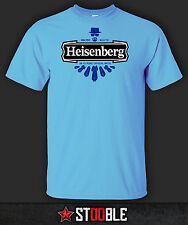 Heisenberg Crystal Meth T-Shirt - New - Direct from Manufacturer
