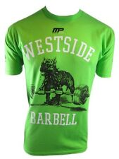 MusclePharm MP Westside Barbell T-Shirt (Green) - mma gym training