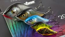 SALMO SLIDER 5cm 6cm 7cm 10cm FLOATING - Jerkbait - Best 2014 Colours