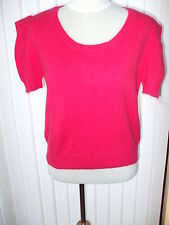 SOUTH, FUCHIA SUPERSOFT S-SLEEVED JUMPER, BNWT SIZE 14,ASS SIZES