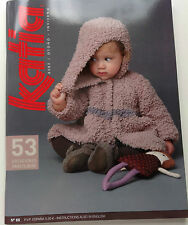 Katia Knitting Magazines (lots of patterns in each book)
