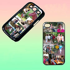 Personalised Photo Collage  Phone Cases iPhone 4/4s iPhone5 Samsung Galaxy