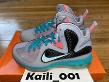 Nike Air Zoom Lebron 9 (GS) South Beach Miami Vice SB MV B