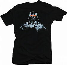 Star Wars Inspired Darth Vader DJ Music Dubstep Hip Hop Hardstyle House T Shirt