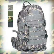 MILITARY Style MOLLE ASSAULT TACTICAL BACKPACK RUCKSACK Camping Hunting Airsoft