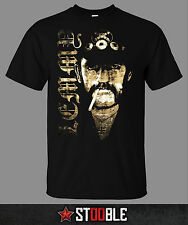 Lemmy T-Shirt - New - Direct from Manufacturer