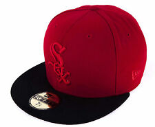 New Era Cap 59Fifty Chicago White Sox Poptonal Red/Black Fitted