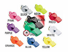 FOX 40 PEARL PEALESS SAFETY WHISTLE ABS PLASTIC